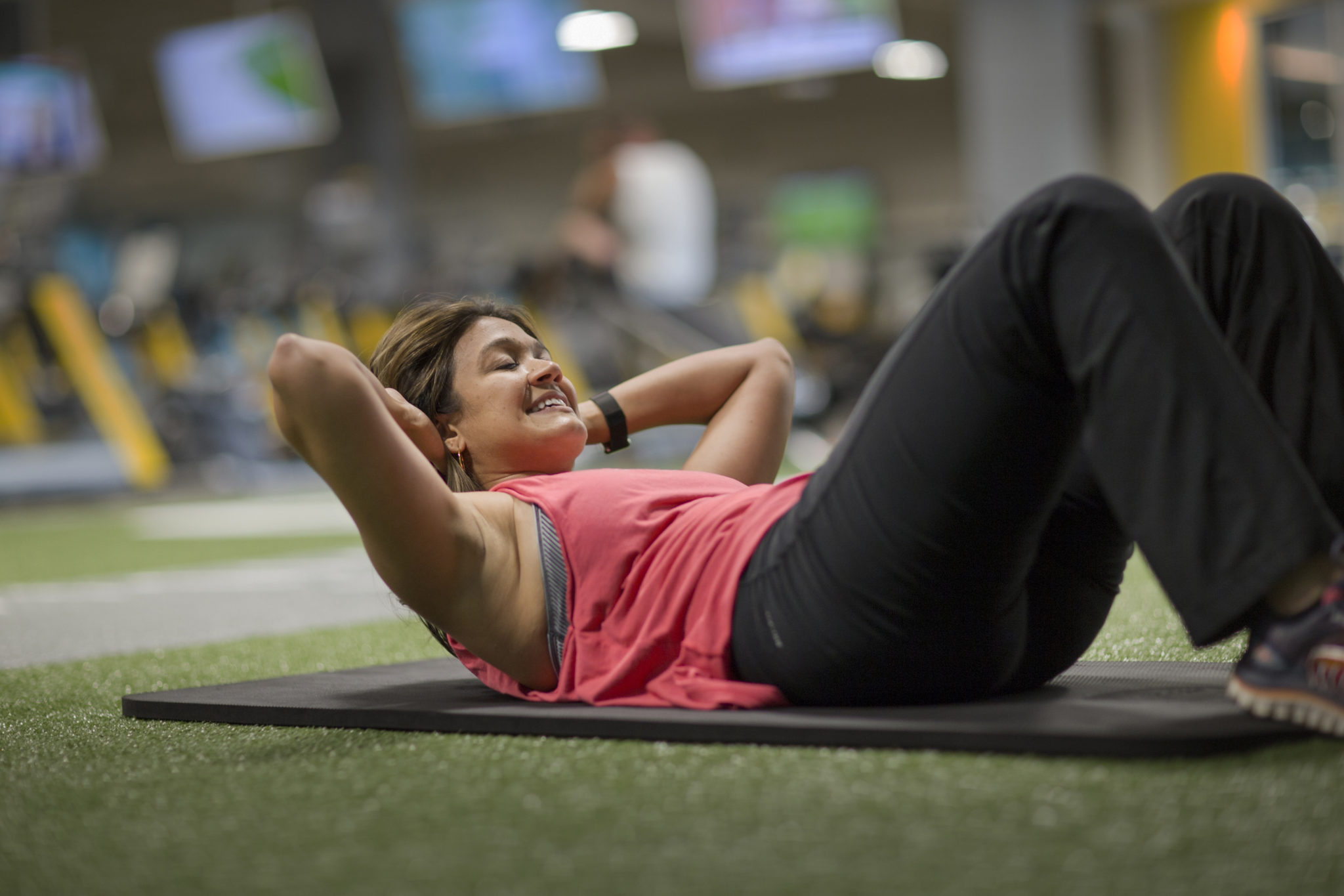 Beginner's Guide To Core Workouts