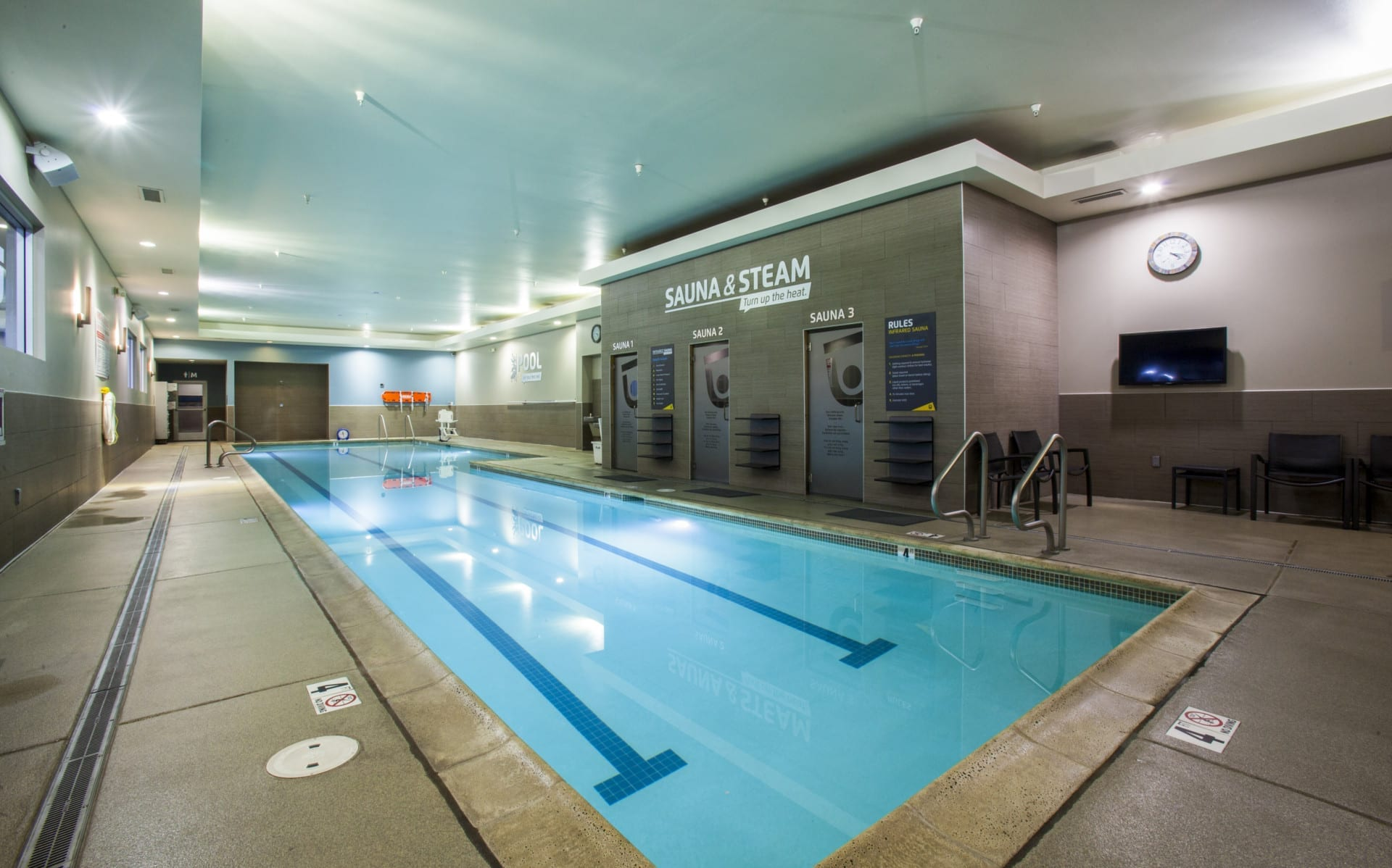 7 Benefits of Using a Steam Room