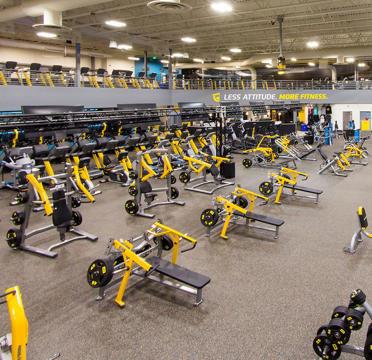 Chuze Fitness: Health Club & Fitness Center | Affordable Gym